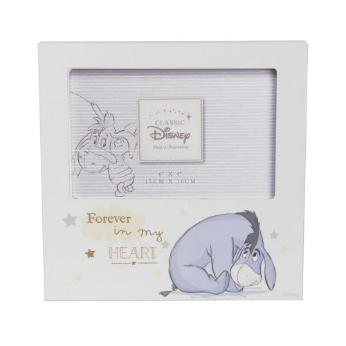 Disney Eeyore from Winnie The Pooh Baby Photo Frame Gift